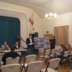Matthew Winter & Chris Olson Present the PB Parks Plan to the Pacific Beach Town Council, Feb. 15, 2012