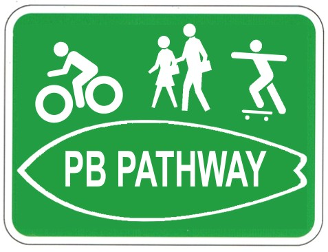 PB Pathways Sign