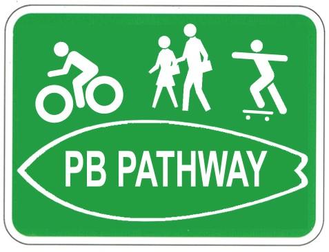PB Pathways Sign
